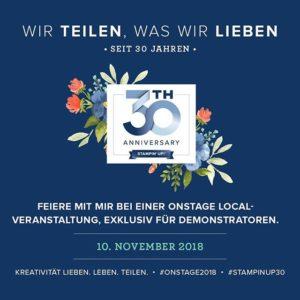 Berlin, Berlin, wir fahren nach Berlin! Im November werde ich das erste mal bei dem Event von Stampin' Up! teilnehmen dürfen , der On Stage Local! Ich freu mich schon so drauf ️ #stampinup #stampinupdeutschland #stempelnmachtspaß #stampinupdemo #berlin #onstagelocal