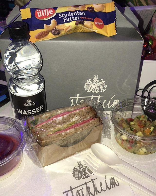 Lunchtime in Düsseldorf #stampinup #julamé #duesseldorfonstage2019