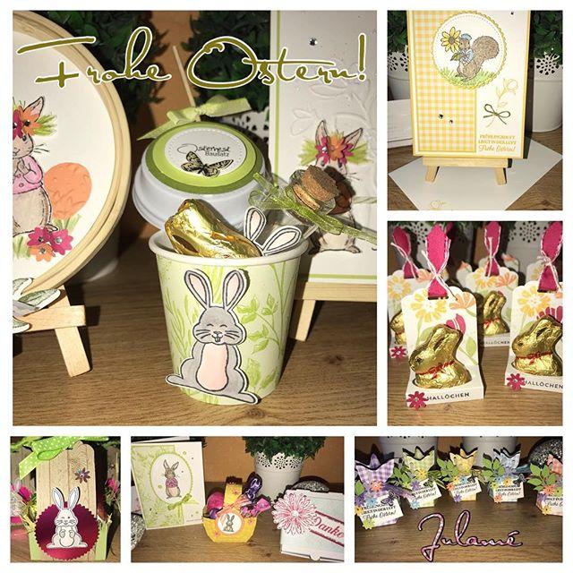 Frohe Ostern wünsche ich euch von ️!#julamé