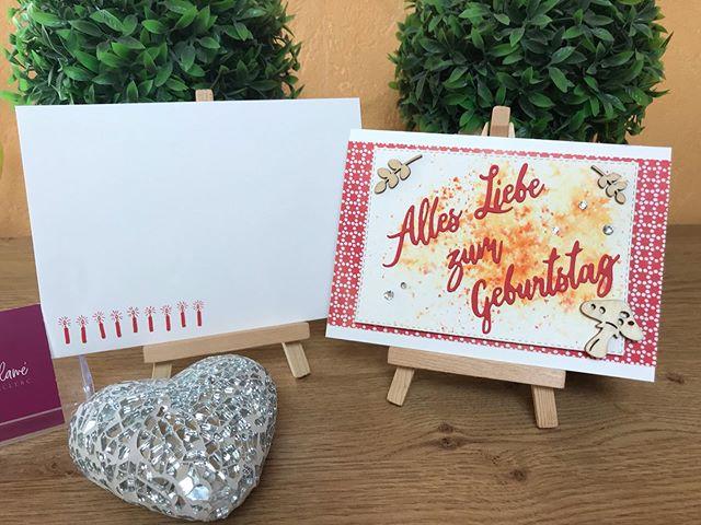 In den letzten Tagen sind wieder viele Karten vom Tisch gehüpft. Unter anderem auch diese farbenfrohen Geburtstagskarten 🥳! #julamé #stampinup #werbungwegenmarkennennung #brushos #stempelnmachtglücklich #stempelnistmeinyoga #stempelndkreativ