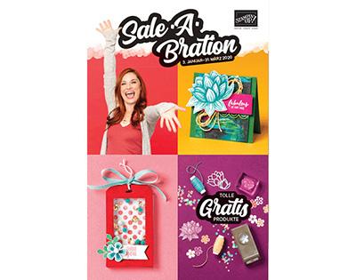 SaleABration Broschüre 2020